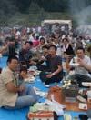 2009/04/08 06:16/朝日町ワイン祭り