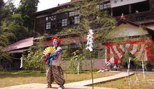 2009/04/12 05:58/大暮山の大黒舞