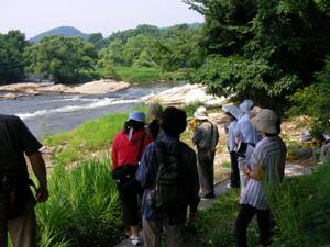2009/04/28 09:40/明鏡橋周辺の魅力を訪ねるコース