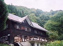 2009/04/02 06:50/朝日鉱泉ナチュラリストの家