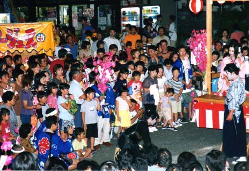 2011/08/20 06:30/大谷の風祭り8月31日(水)午後7時より開催!