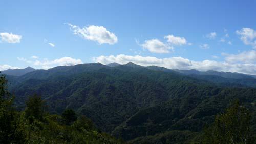 2009/03/29 08:20/朝日連峰ビュースポット