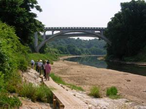 2012/07/15 06:40/【見学会】最上川フットパスを歩く9/23
