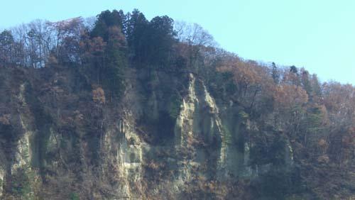 2015/09/03 21:14/竜神信仰の用の明神断崖を訪ねる10/4