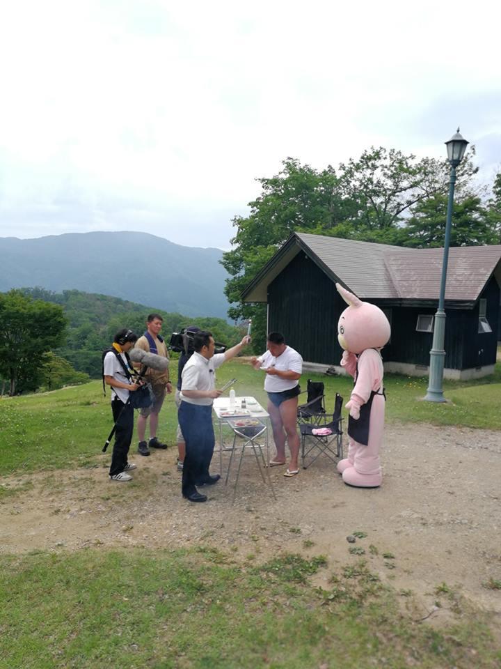 【放送】8/4(土)相撲芸人あかつが行く!山形夏のおもてなし:画像