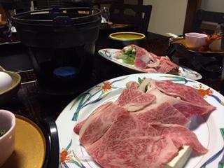 米沢牛 すき焼き