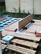 温熱風呂(温泉浴) 館主2004年作