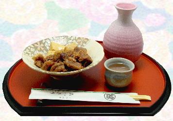 「旬菜料理「あっさり」 伝統100年の牛すじ煮込み」の画像