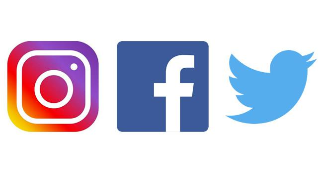 Instagram・facebook・Twitter ブライダルサロン アヴェニール
