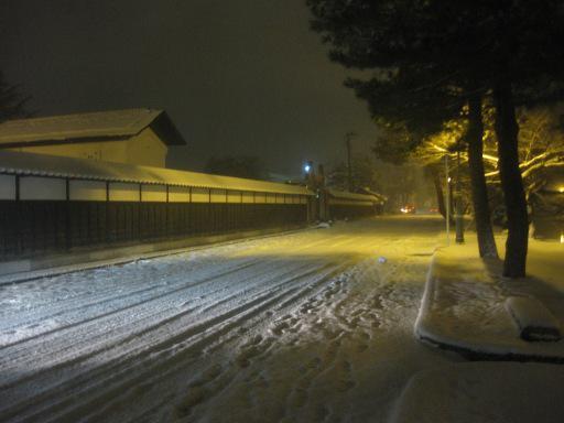 雪景色は。。。