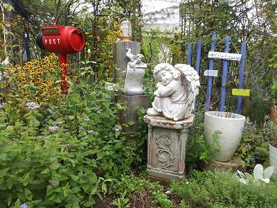 《バラ庭》ガーデンNOW〜・・きょうの庭は。。。/