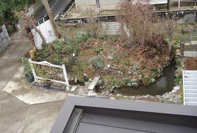 《バラ庭》ガーデンNOW~・・屋根の上からぐるっと一周!