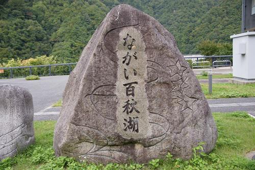 《バラ庭》つれづれ~・・きょうは、長井ダムへ。。。