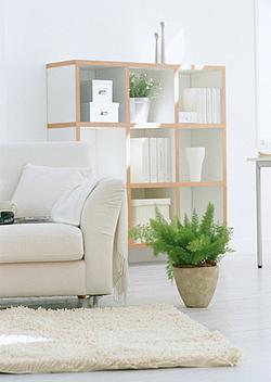 重い家具を楽々移動させる方法/