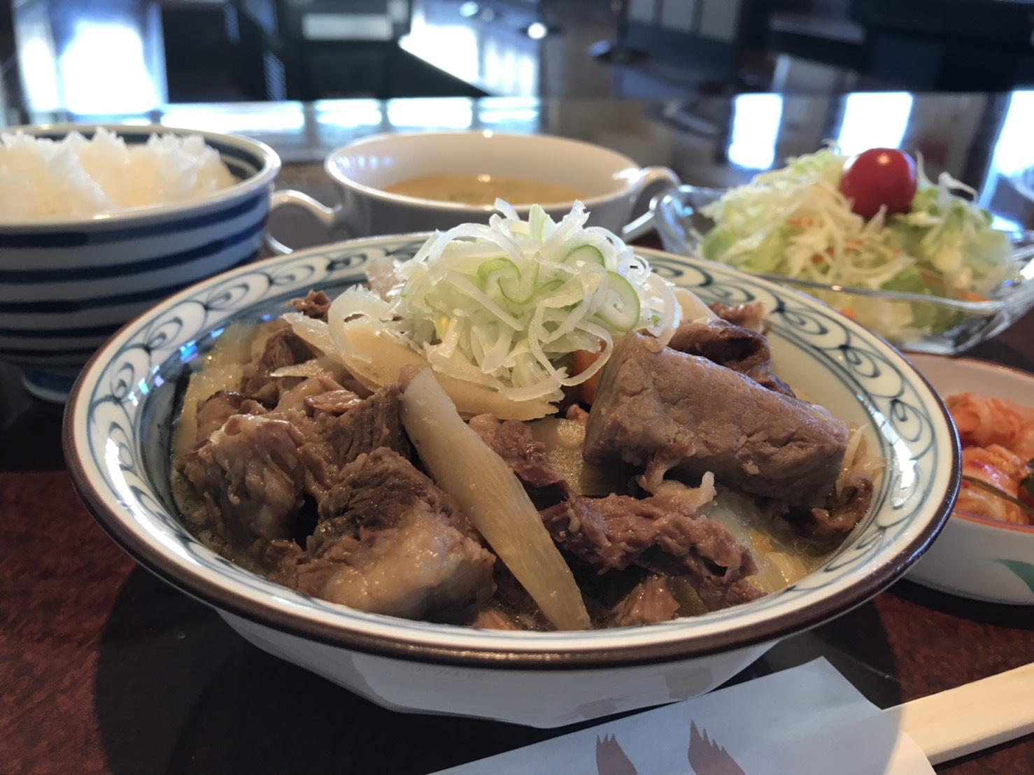 GWお昼の特別メニュー 山形牛焼肉専門店舞鶴牧場