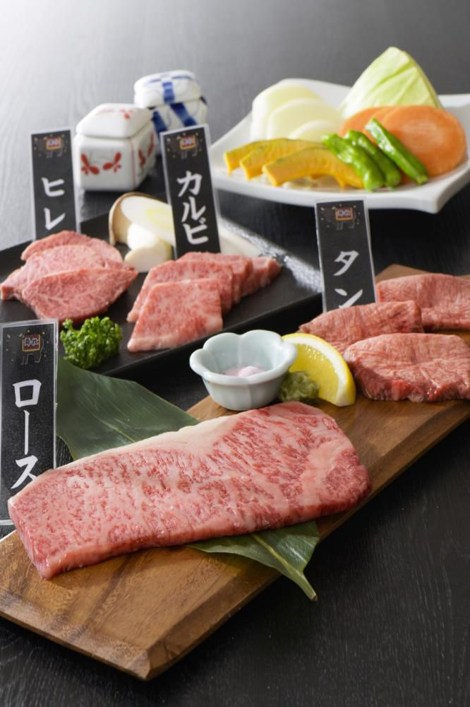 New山形牛(上)盛合せセット|山形牛焼肉専門店 舞鶴牧場