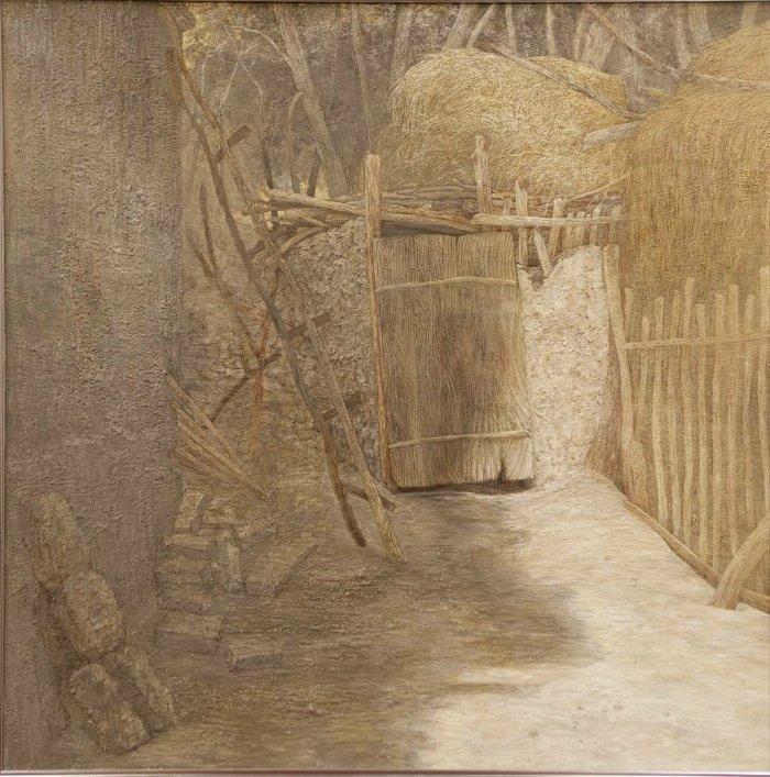 置賜若手作家の展覧会「三月の画廊」出展作品(7):画像