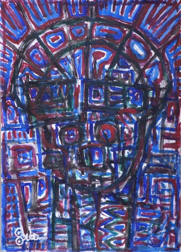 置賜若手作家の展覧会「三月の画廊」出展作品(19):画像