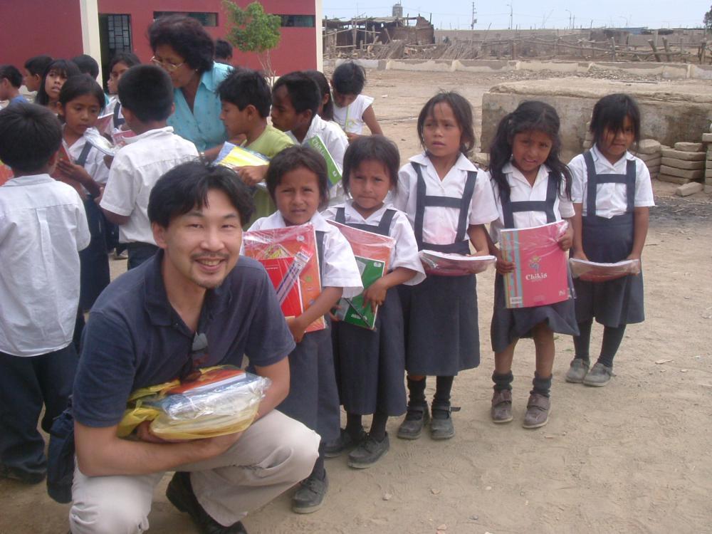 ペルー宣教師、第4期ペルー宣教を2015年12月から始めました。