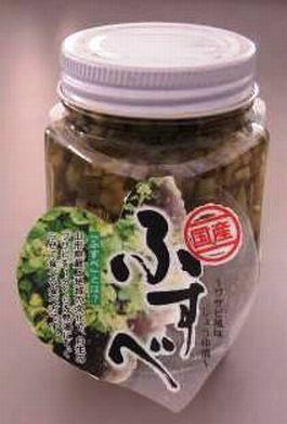2010/06/10 15:15/【平成21年度】わさび風味しょう油味ふすべ|株式会社イワショク