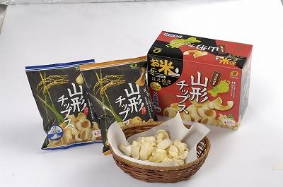 2013/10/03 11:31/【特別賞(こめっこ賞)】山形チップス|農事組合法人りぞねっと