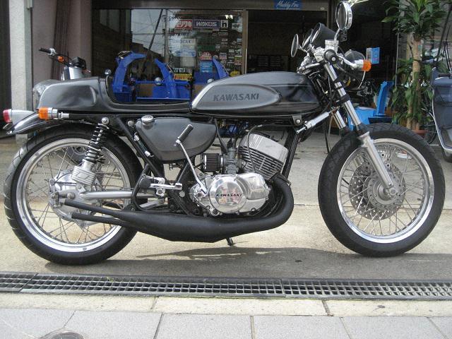 マッハ500 H1B