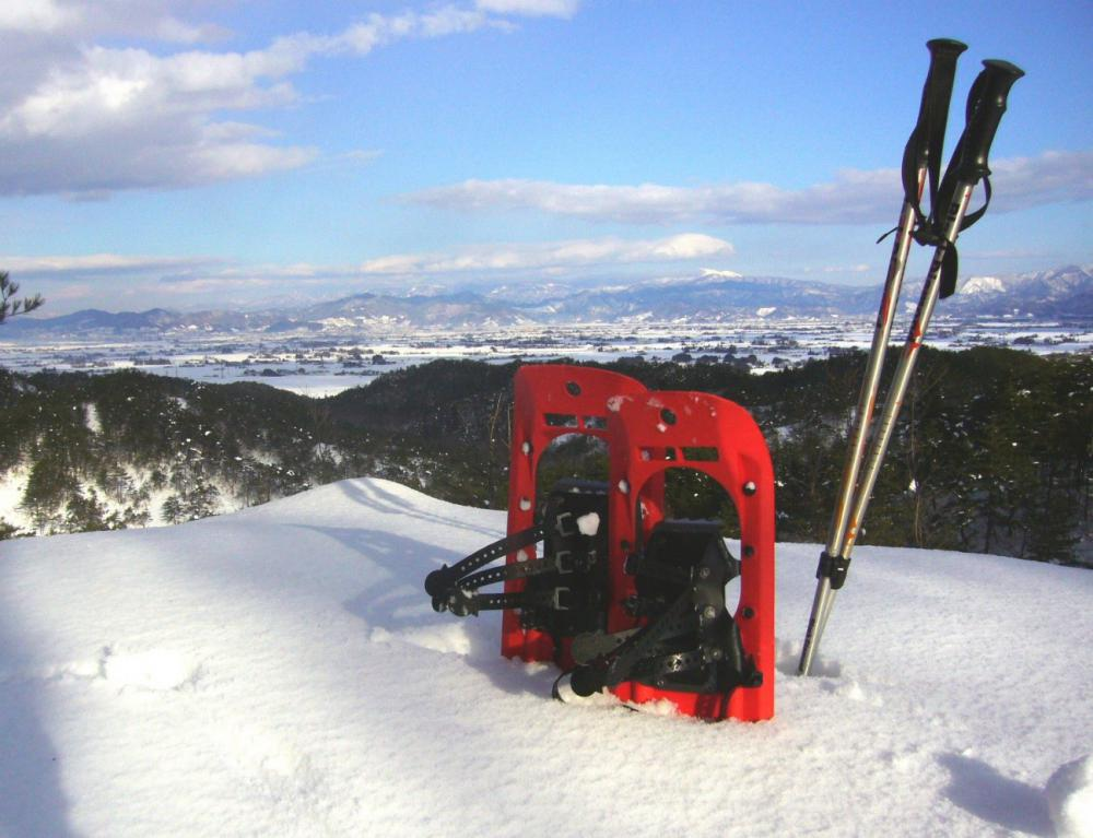 初日の出スノーシューハイク開催のお知らせ:画像