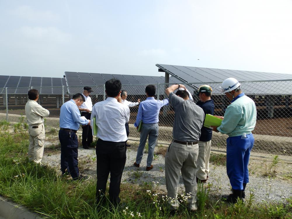 日本リサイクル緑化協会勉強会