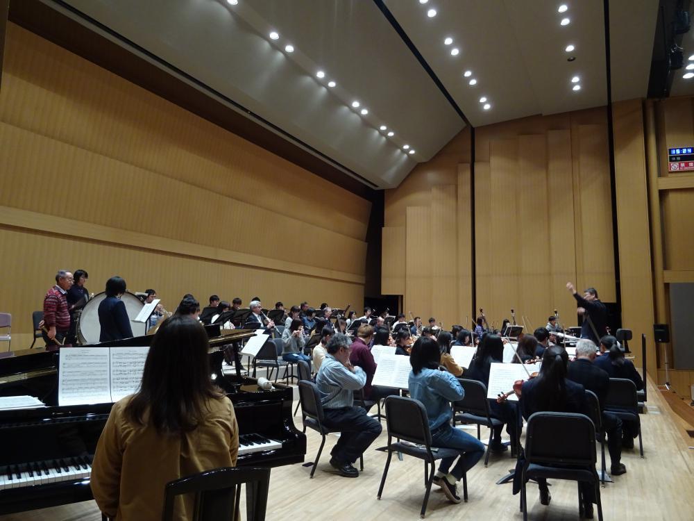♪開催報告~オーケストラクリニック第3回「公開練習会」~