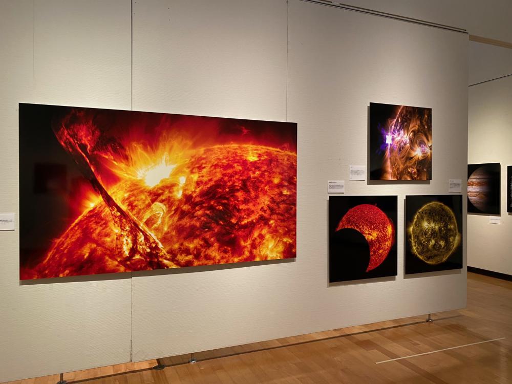 企画展「138億光年 宇宙の旅」展示紹介⑩