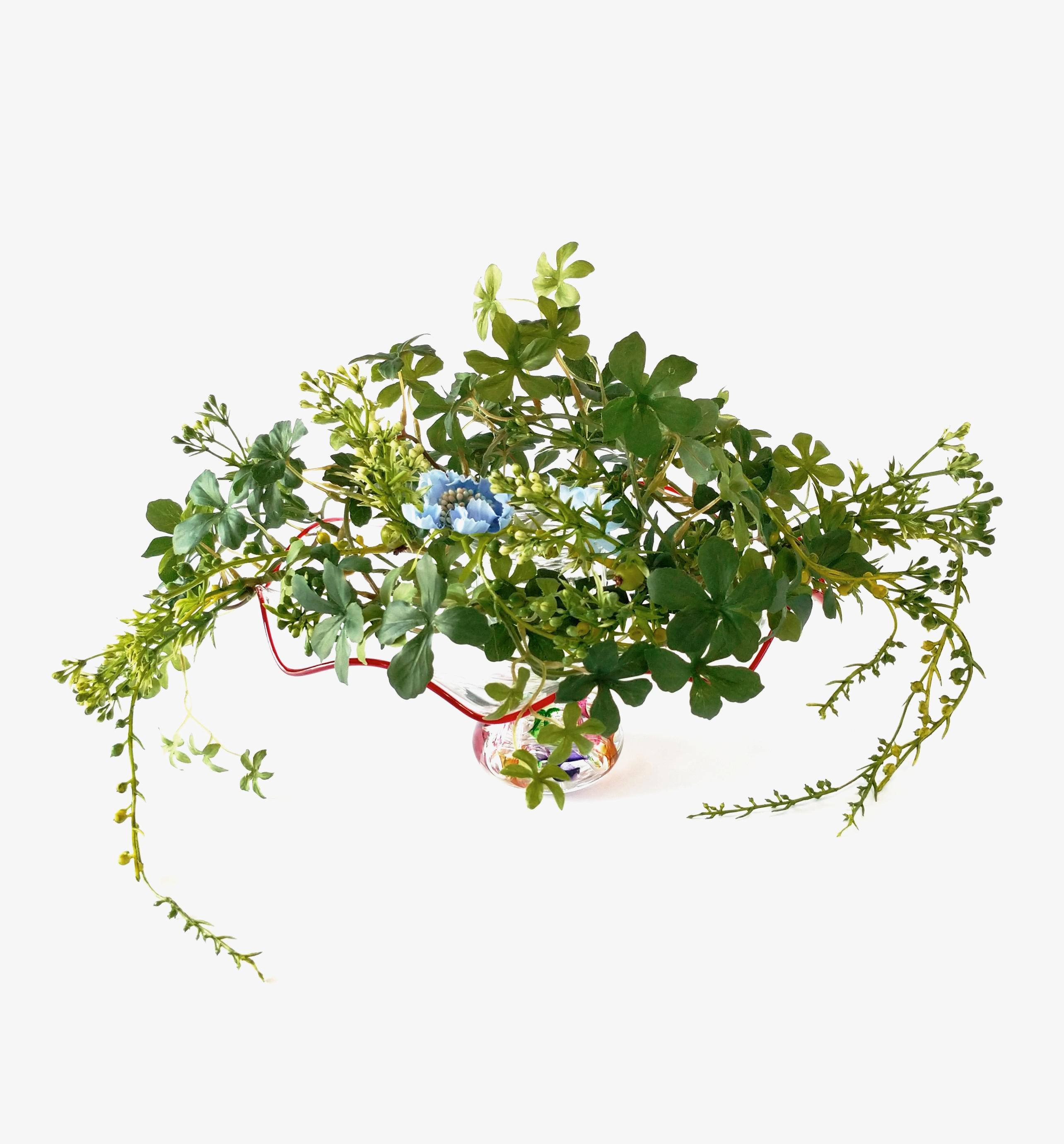 すこやかに えがお花-Artificial Flower