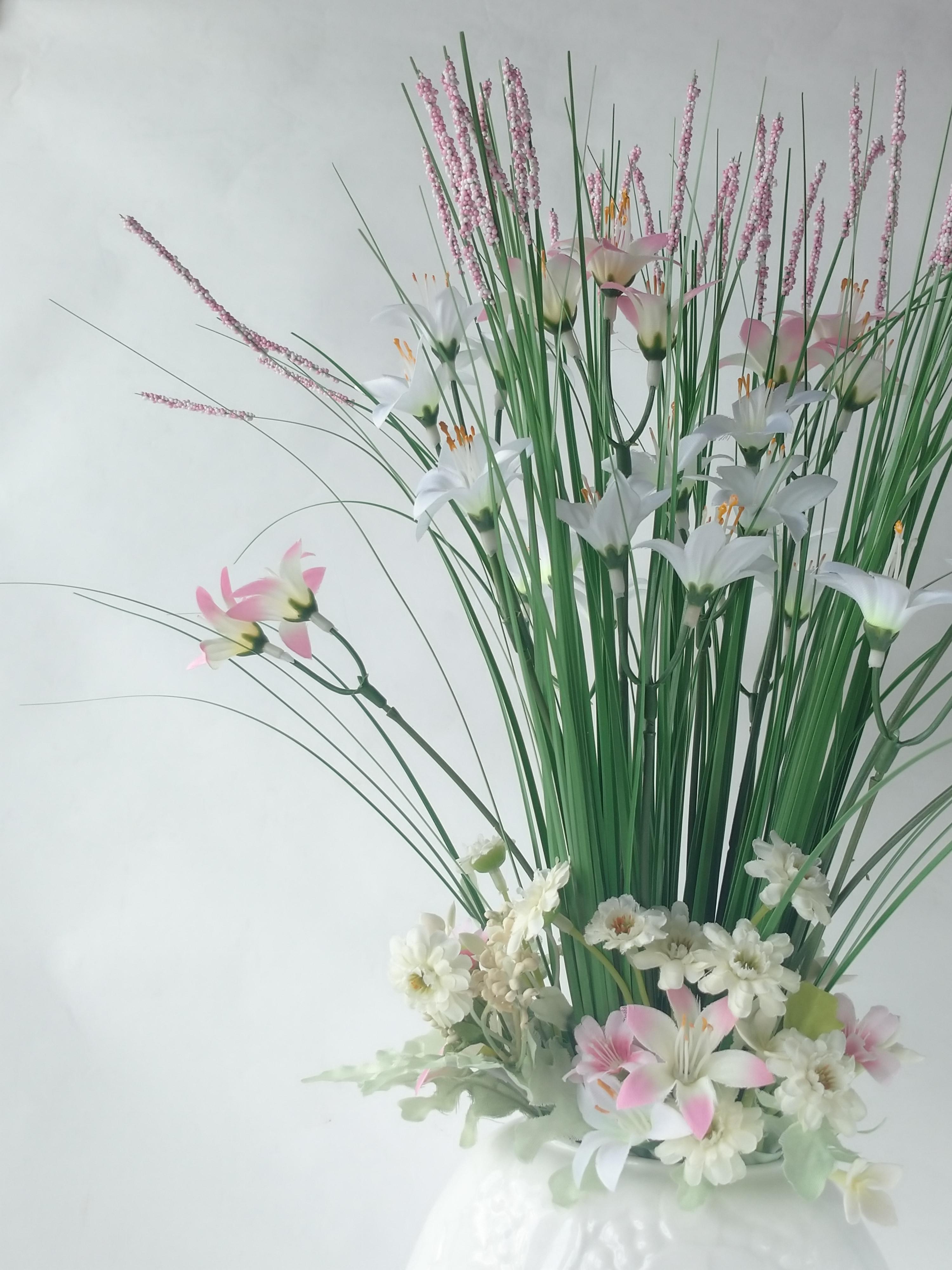 春のおとずれ|えがお花-アーテイフィッシャルフラワー