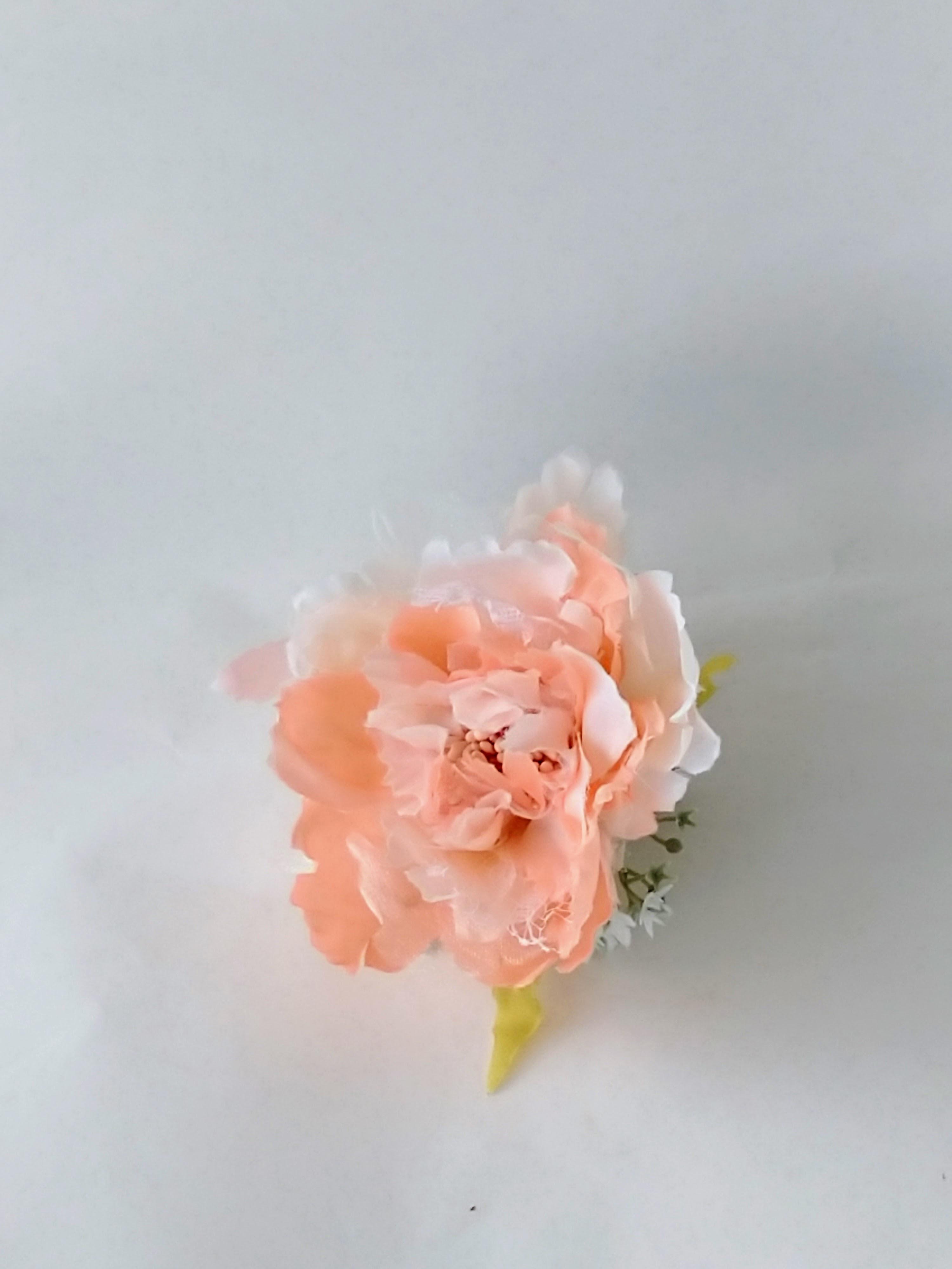 花束 えがお花-アーテイフィッシャルフラワー