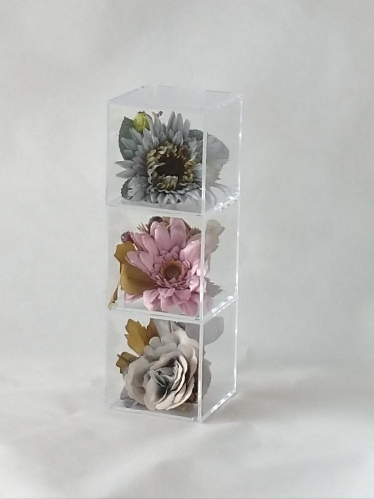 てのり花-TRIANGLE|アーテイフィッシャルフラワー