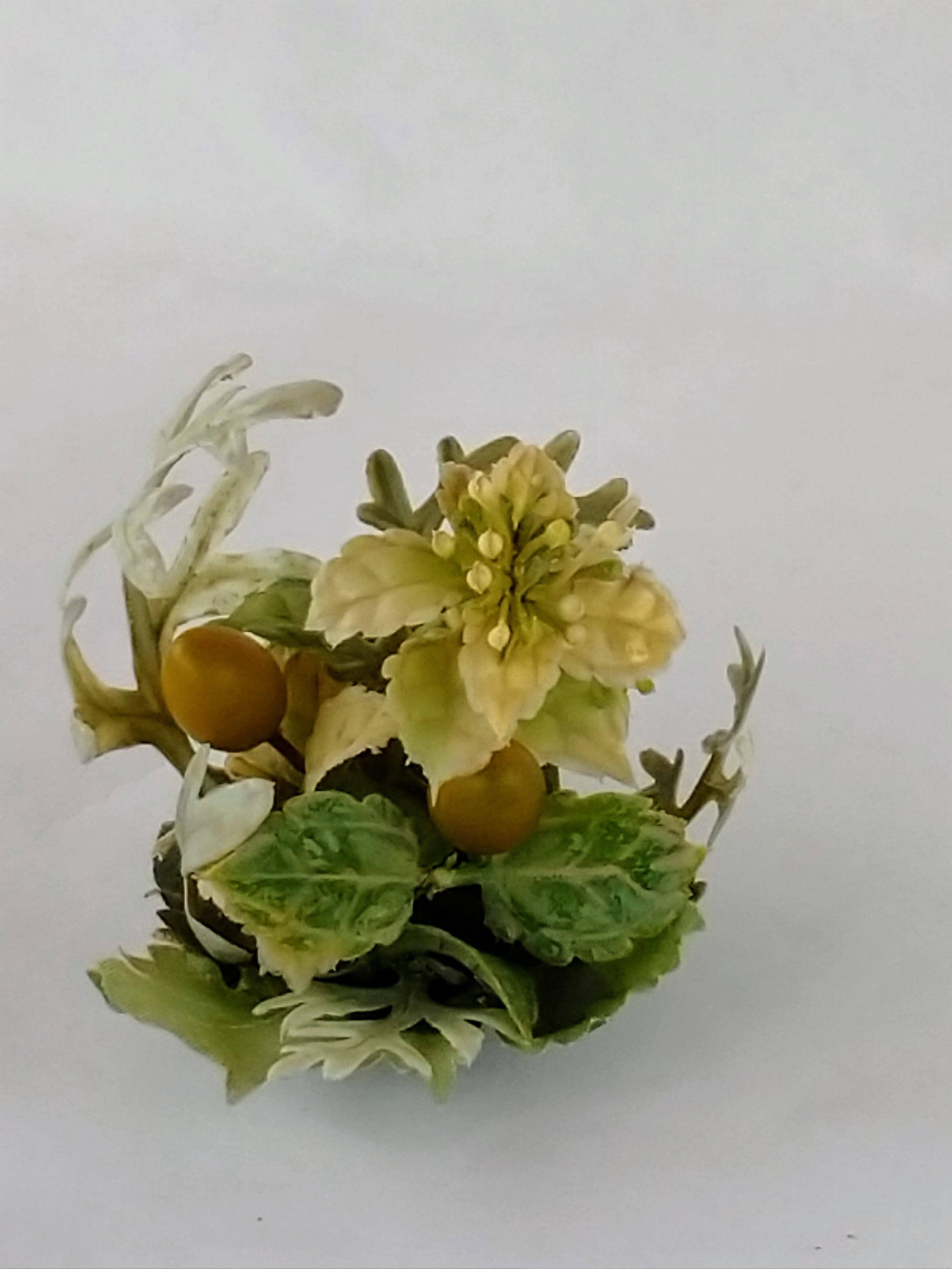 てのり花-オリーブ&グリーン|アーティフィッシャルフラワー