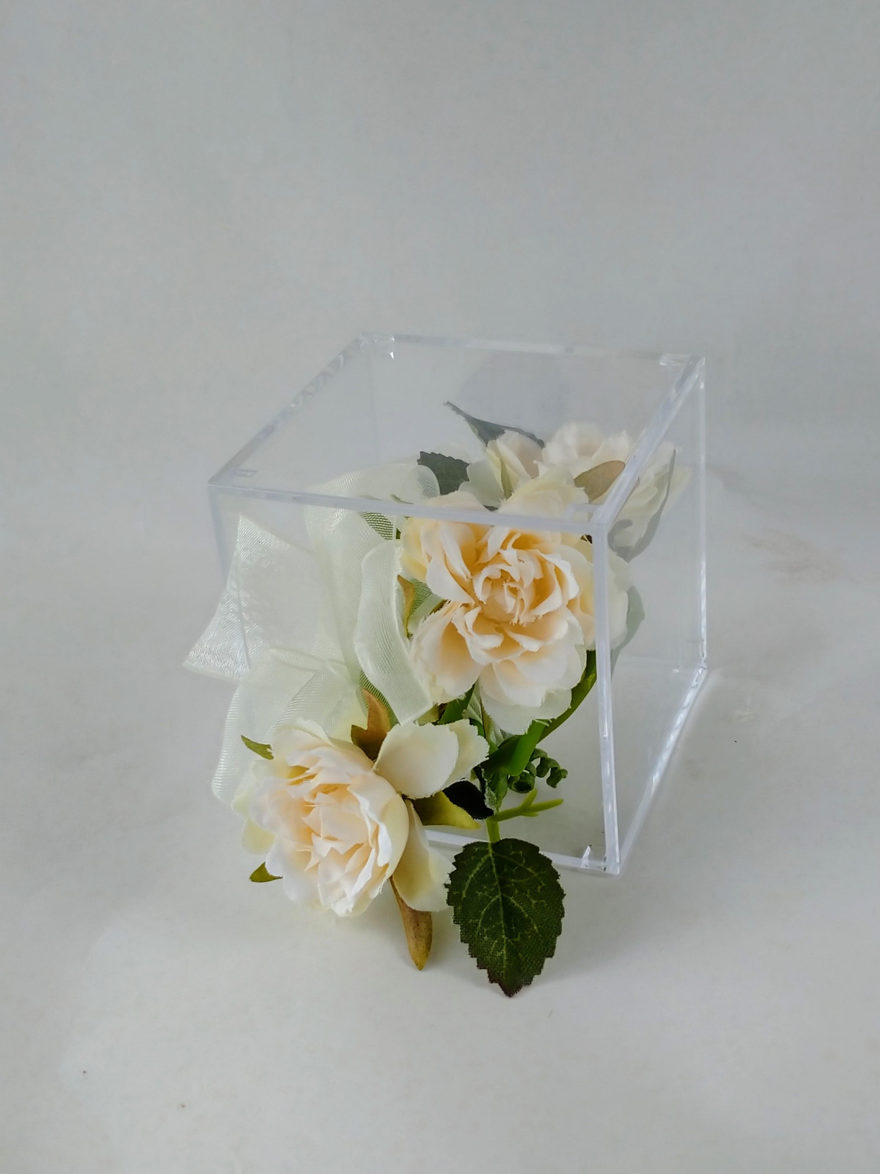 てのり花-ミニバラ|アーテイフィッシャルフラワー
