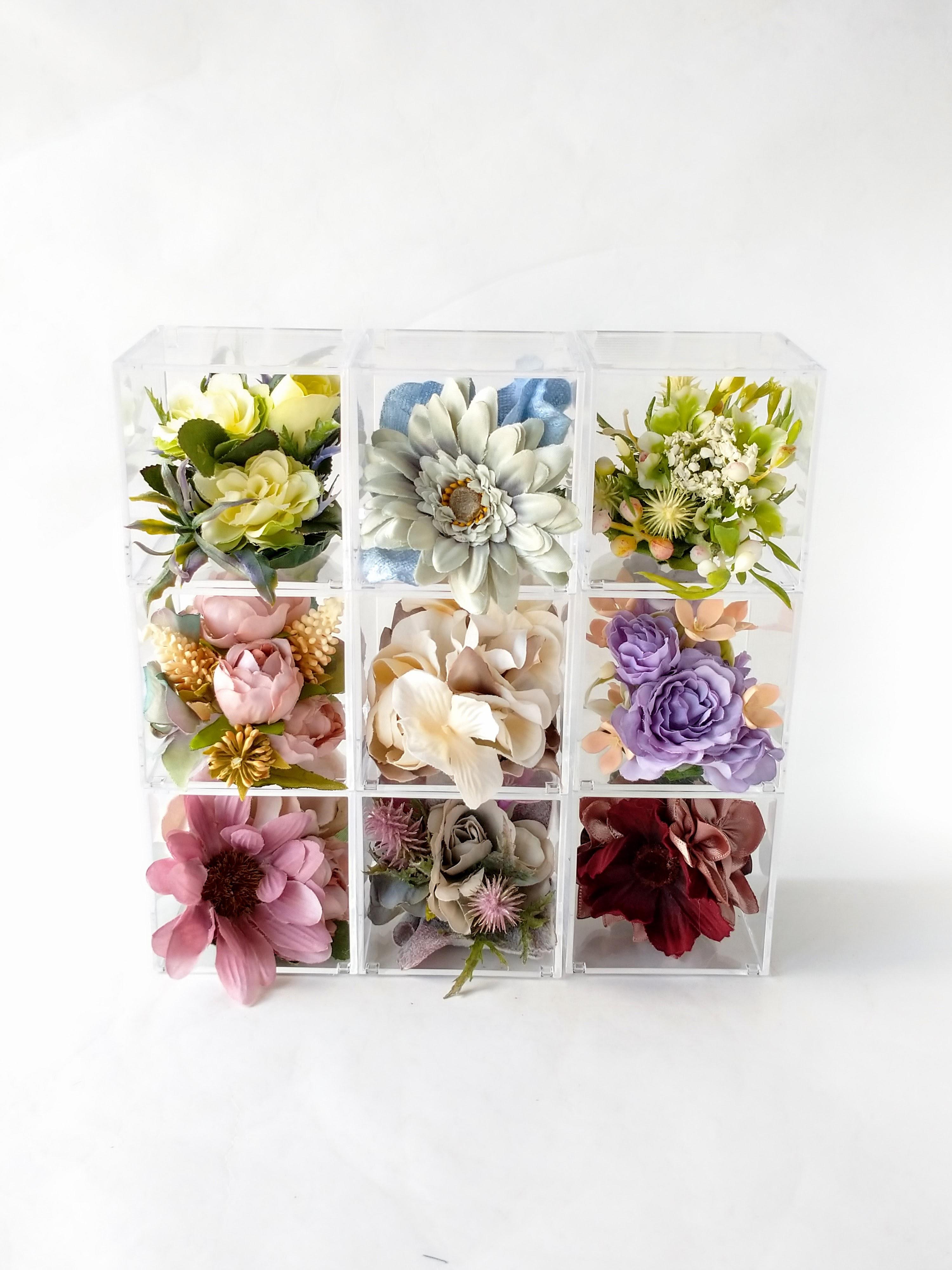 てのり花-MANDARA|アーテイフィッシャルフラワー