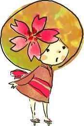 「無料配布 烏帽子山千本桜剪定枝」の画像