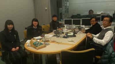YBCラジオ「YAMAGATAゲンキの木」聞いてね!1月24日(日)午前9時から