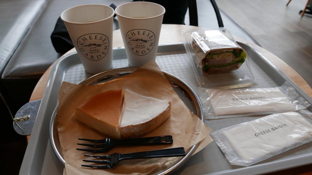 チーズガーデン♪:画像