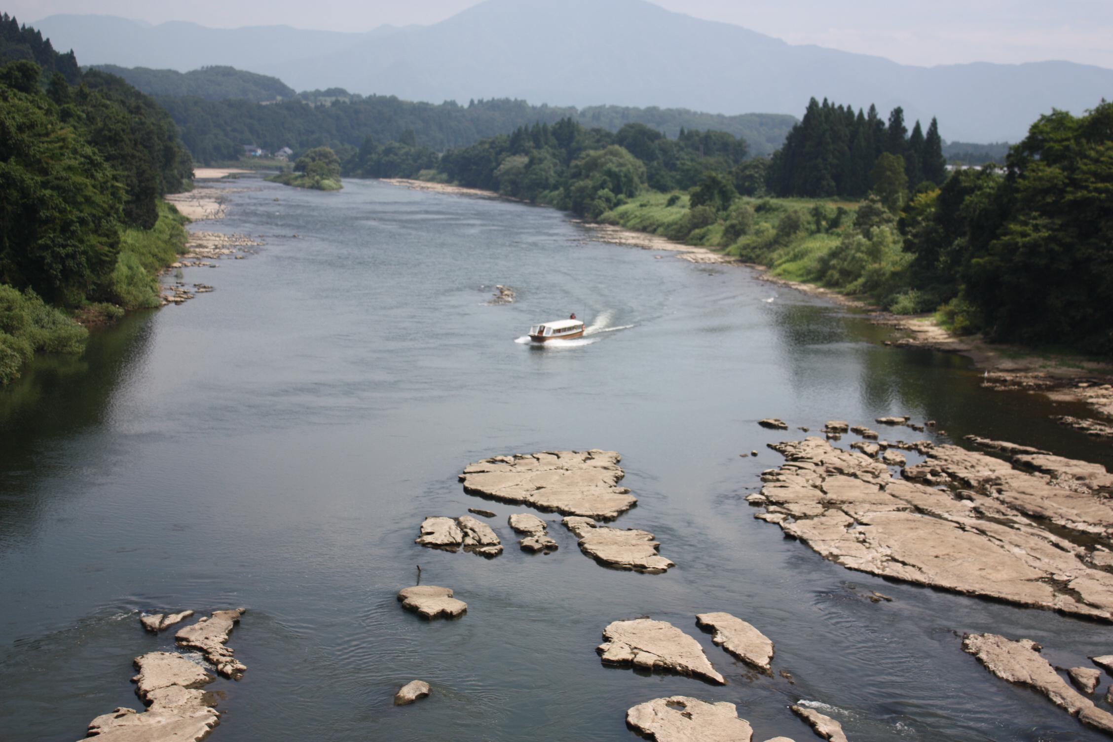 令和2年7月最上川水害復旧応援オンラインバスツアー