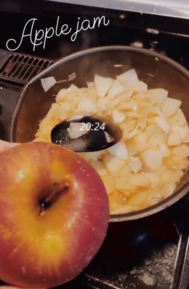 リンゴ大量消費法