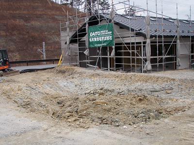 野蒜北部丘陵生活利便施設新築工事