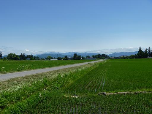 2012/07/31 11:31/シーンその7 【置賜農業高校本校の裏からの風景】