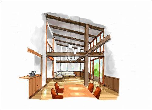「「季楽な家」イメージ作成 No.08」の画像