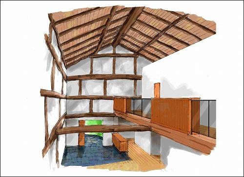 「「季楽な家」イメージ作成 No.07」の画像
