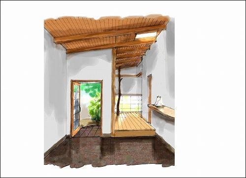 「「季楽な家」イメージ作成 No.04」の画像