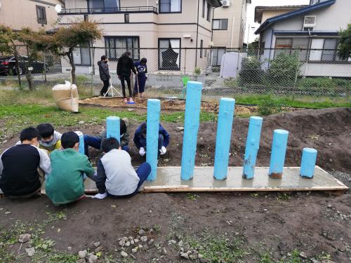 金井小学校だより「ほなみ」に当社の名前が載りました!