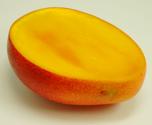 宮崎県産《完熟マンゴー》アップルマンゴー:画像