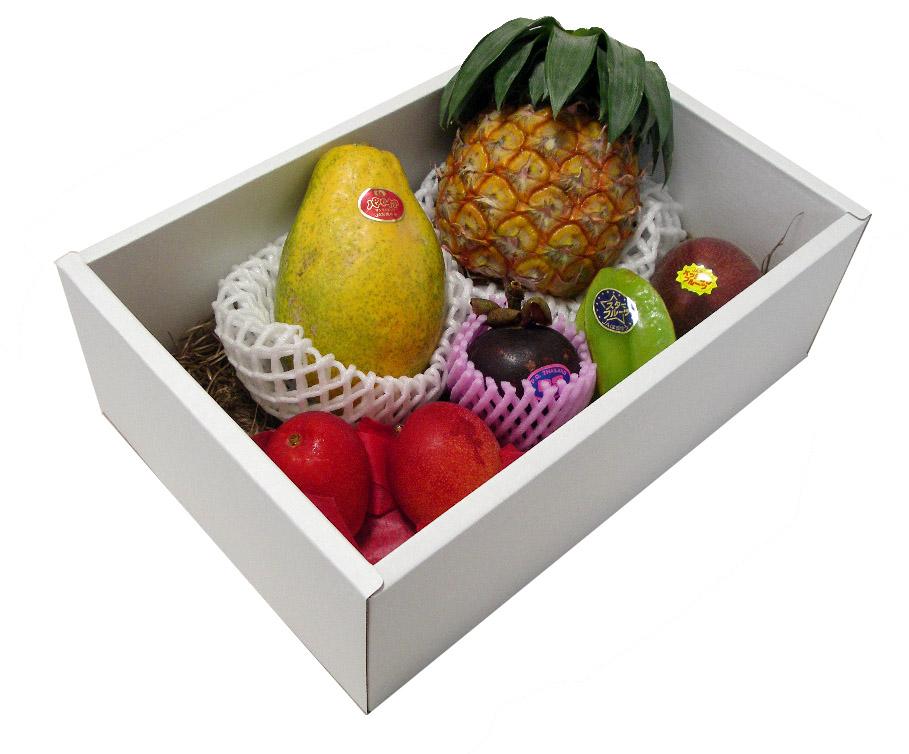 トロピカル食べ比べbox/南国フルーツ6種夢の競演:画像